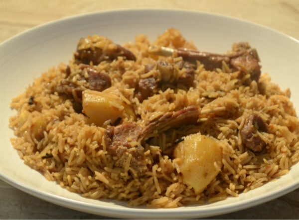 What to Do in Africa - Pilau Serves With Kachumbari & Prepared Only For Celebrations
