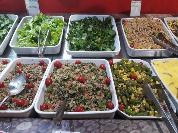Best Vegan & Vegetarian Restaurants in Rio de Janeiro - Refeitório Orgânico Has Buddhist Atmosphere