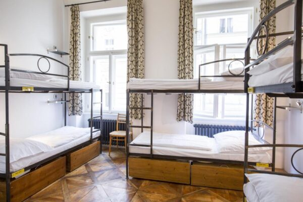 Budget Accommodations in Prague - Sophie's Hostel Has Good Breakfast And Hot Meals