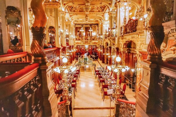Top Coffee Shops in Budapest