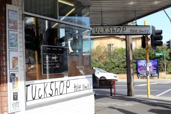 Top Budget Restaurants in Melbourne - Tuck Shop Take Away A Fantastic Place For Burgers