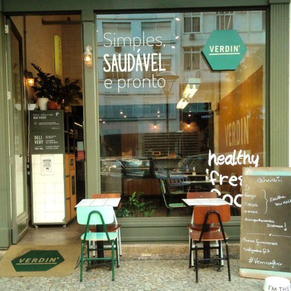 Best Vegan & Vegetarian Restaurants in Rio de Janeiro - Verdin Is Located in Leblon