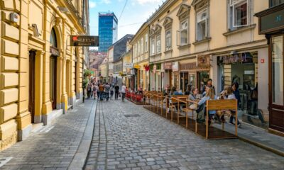 Best Coffee Shops And Cafes in Zagreb