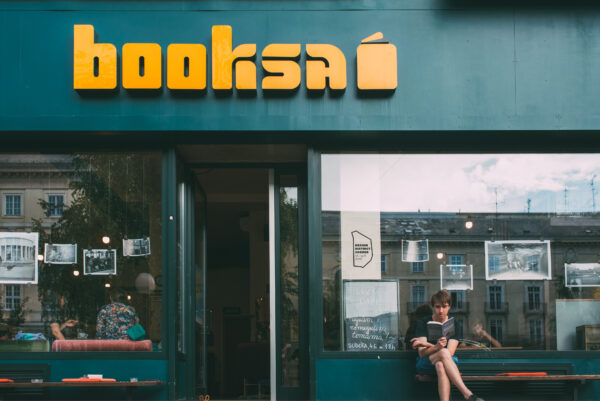 Best Coffee Shops And Cafes in Zagreb - Booksa Has An Annual Fee, Free Wifi And Book Reading Events