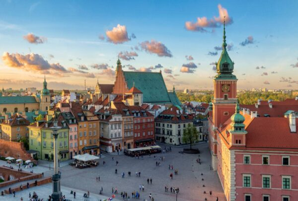 Cheap Restaurants in Warsaw For Tourists
