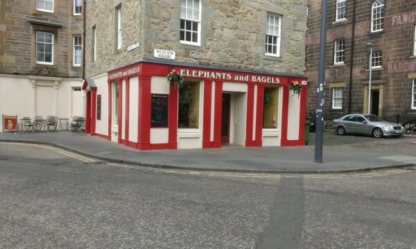 What to Do in Scotland - Elephant & Bagels Offers A Few Type Of Delicious Sweets And Drink to Customers