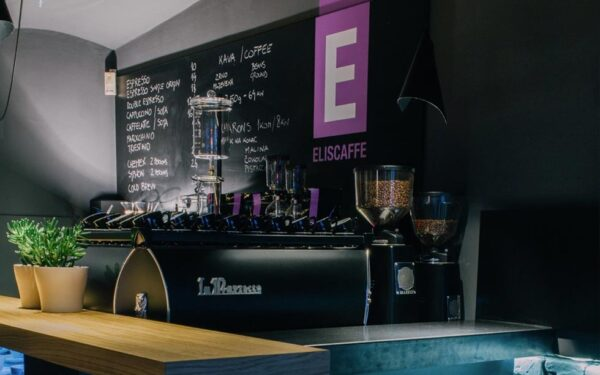 Top Cafes in Zagreb - Eli's caffe Has A Minimalist Atmosphere And Uses Arabica Coffee Beans
