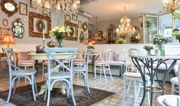 Croatia Travel Guide - Finjak HAs An Unique Interior Design And Offers Special Teas And High Quality Coffees