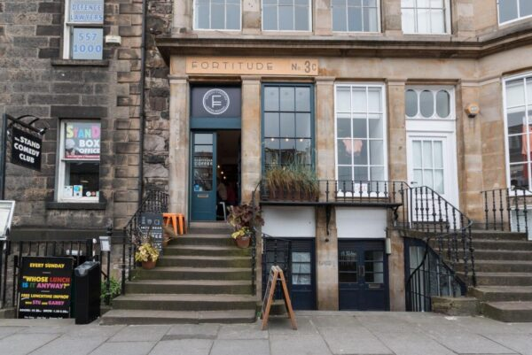 Travel Guide Scotland - Fortitude Coffee Has Seasonal Coffee With Delicious Flavor