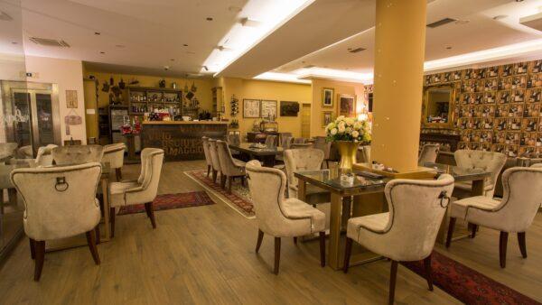 Travel Guide Croatia - Kavana Procaffe A Central European-Themed Café in Tkalčićeva District