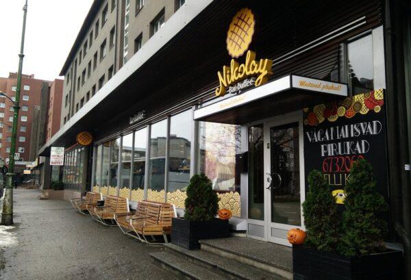 Where to Get Coffee in Tallinn - Nikolay Bar-buffeé Offers Fresh Coffee And Soups