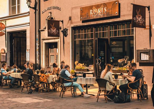 What To Do in Estonia - Rukis A Good Place For Fresh Coffee And Hot Soups