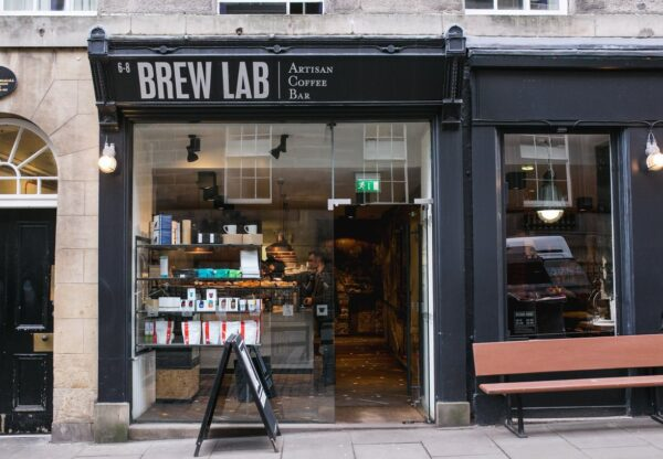 Top Coffee Shops in Edinburgh - Union Brew Lab Has A Laboratory to Produce Good Quality Coffee