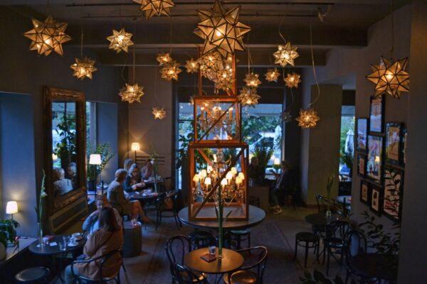 Croatia Travel Guide - Velvet is A Stylish And Minimalist Café Near Near Ilica