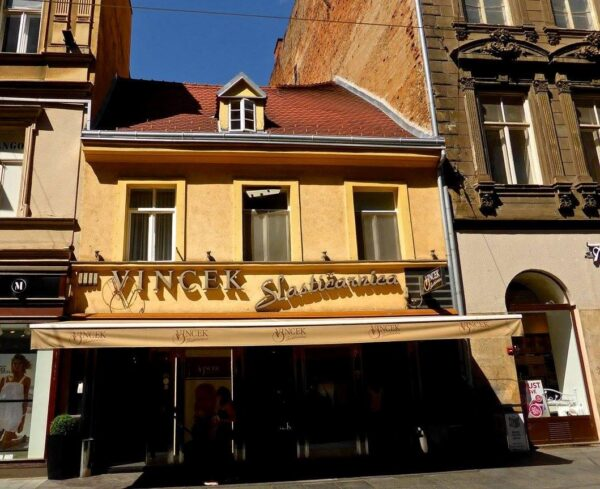 Travel Guide Croatia - Vis a vis by Vincek Famous For its Ice Creams And Use of Soy Milk