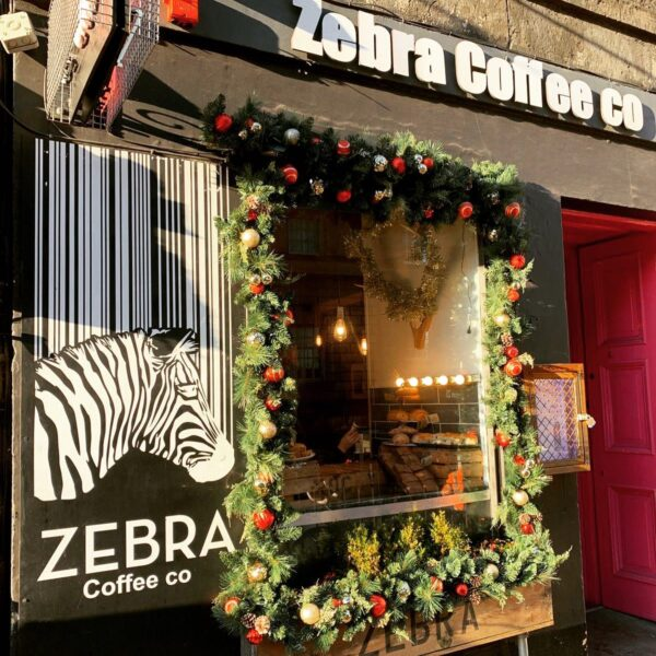 Top Coffee Shops in Edinburgh - Zebra Coffee Company is Known As Coffee-loving Paradise