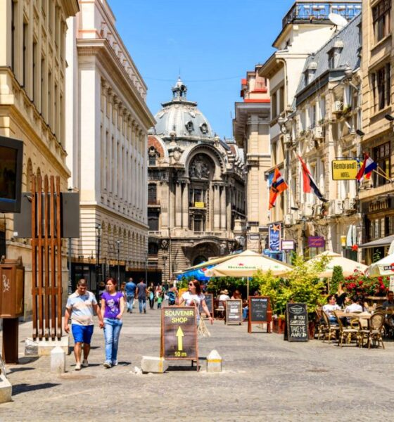 Best Cafes And Coffee Shops in Bucharest