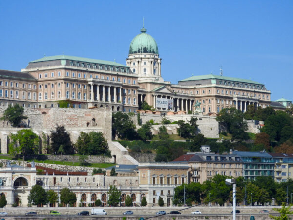 Travel Guide Hungary - Buda Castle is A UNESCO World Heritage Site With Baroque Architecture