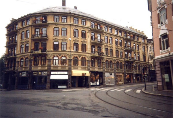 Budget Hostels And Hotels in Oslo - Cochs Pension A Short Walk From Main Train Station