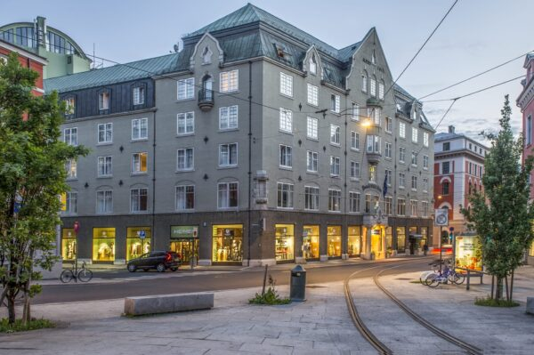 Budget Hostels And Hotels in Oslo - Hotell Bondeheimen is A Very Clean And Bright
