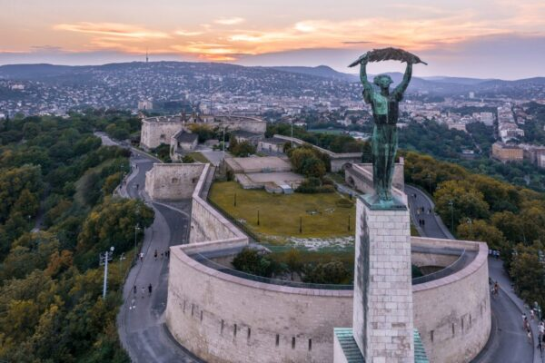 What To Do in Hungary - Liberty Statue Was Built in 1947 to Commemorate Soviet Soldiers