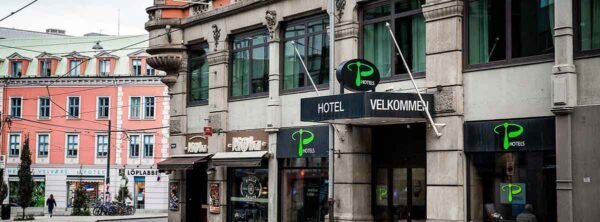 Travel Guide Norway - P-Hotel Oslo A Small Hotel Chain Found All Over The city