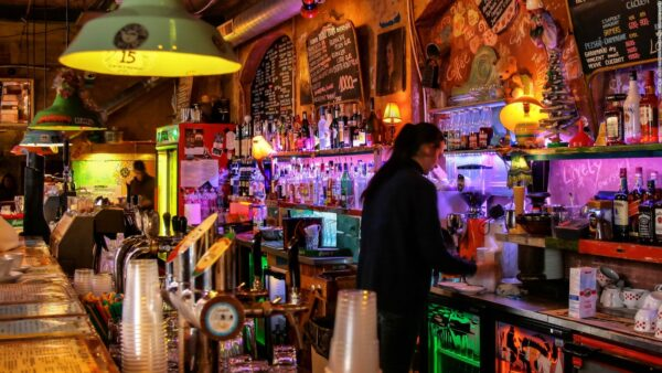 Best Tourist Attractions in Budapest - Szimpla Kert Has Beautiful Coffeeshops