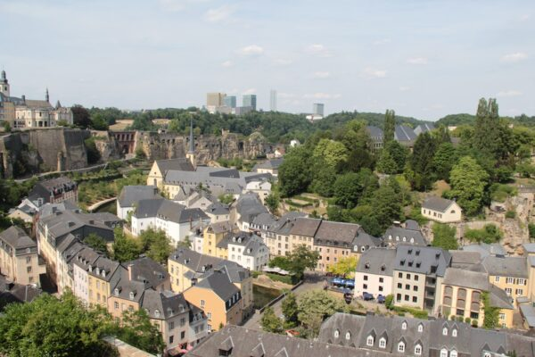 Best Attractions in Luxembourg - The Old Quarter is A World Heritage Site