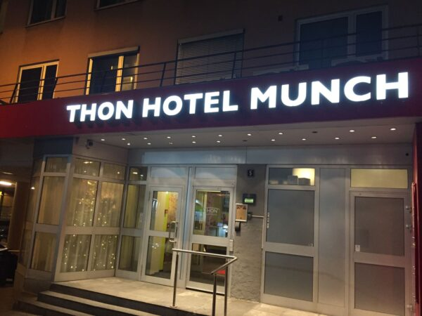 Norway Travel Tips - Thon Hotel Munch Offers A Good Balance Between Budget And Quality