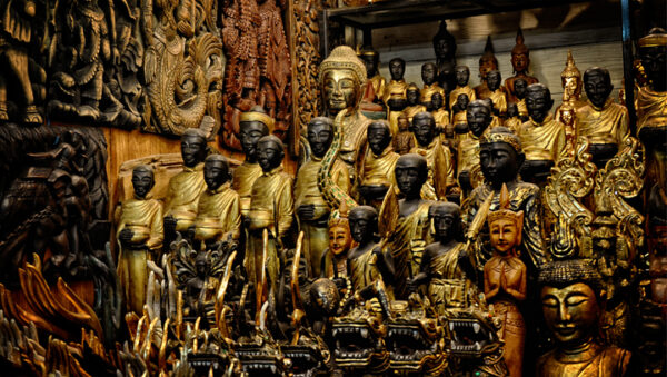 Best Thailand Souvenirs to Buy in Bangkok - Buddha Statues Brings Locals Calmness And Prosperity
