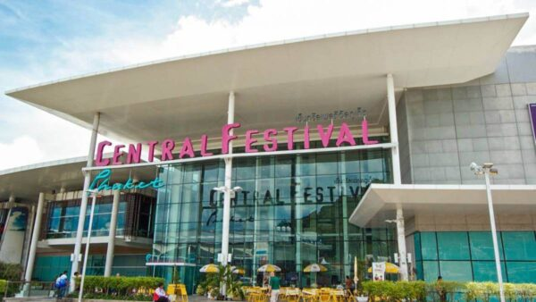 Best Shopping Malls in Phuket - Central Festival Has Related Mostly Fashion