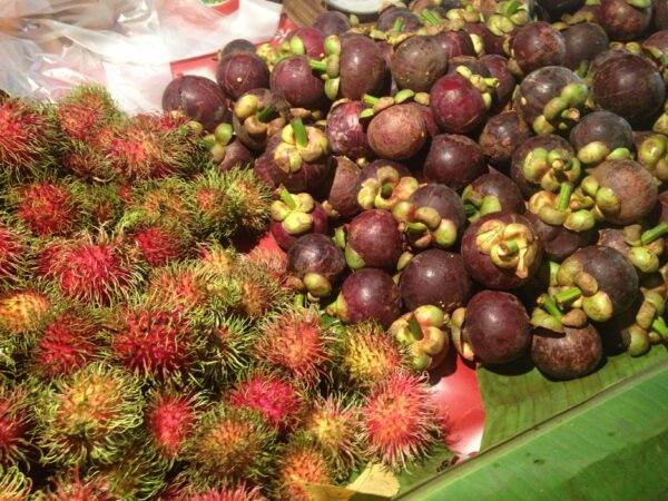 Best Thailand Souvenirs to Buy in Bangkok - Exotic Fruits Like Dorian, Dagon Fruit, Papaya