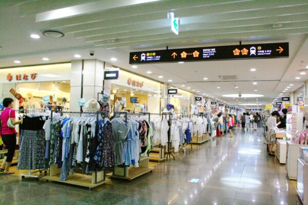 What To Do in South Korea - Express Bus Terminal Underground Shopping Mall A Place Mainly For Women