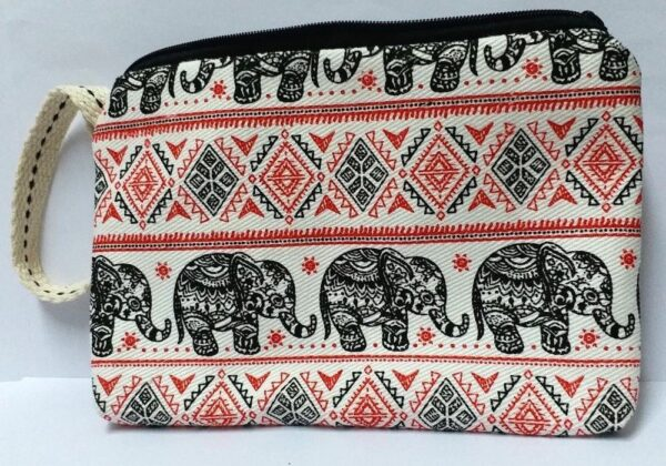 Shopping in Asia - Handmade Bags Where Elephant Design Bags are Most Popular Among Tourists