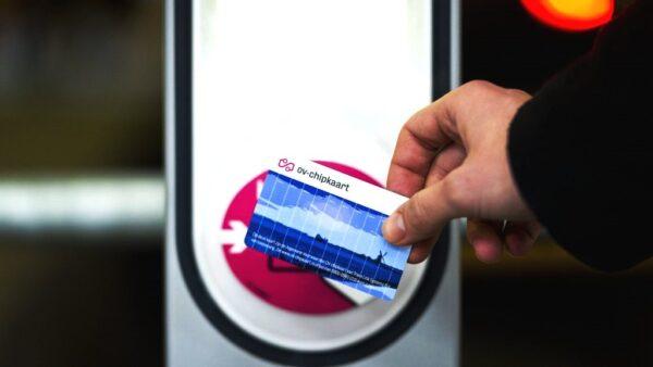 OV Chipkaart in The Netherlands