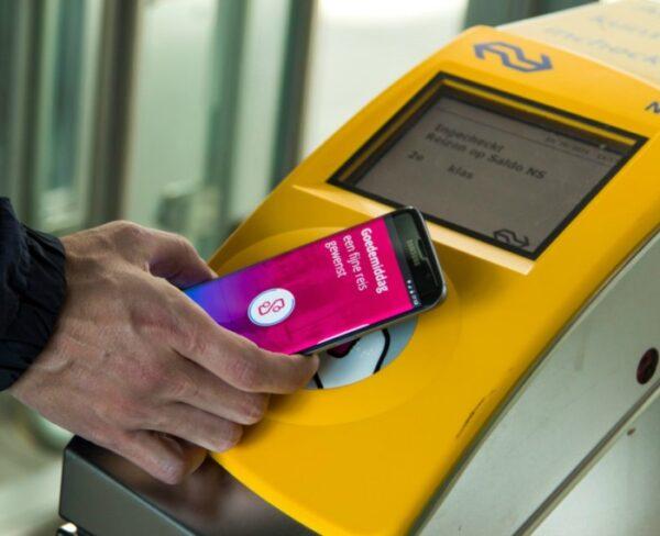 OV Chipkaart - OV Chipcard App Provides Your Public Transport Travel Details