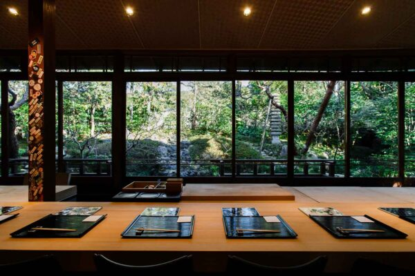 Osaka Food - Saeki is A Michelin-starred Sushi Restaurant With Only 10 Seats