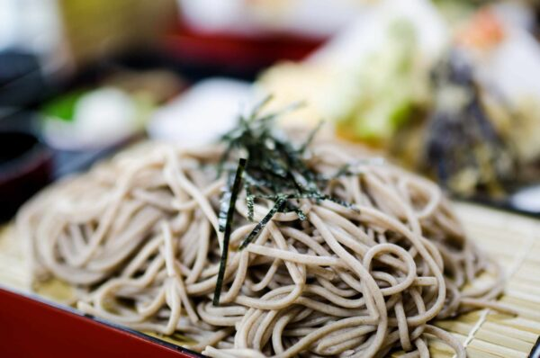 Osaka Food - Soba Takama is The Best Place to Try Japanese Soba Noodles