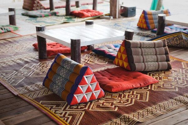 Best Thailand Souvenirs to Buy in Bangkok - Thai Pillows Are Good For Cushion And Support For Your Back