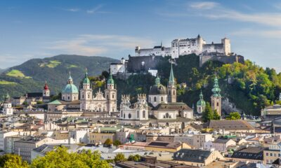 Top Tourist Attractions in Salzburg