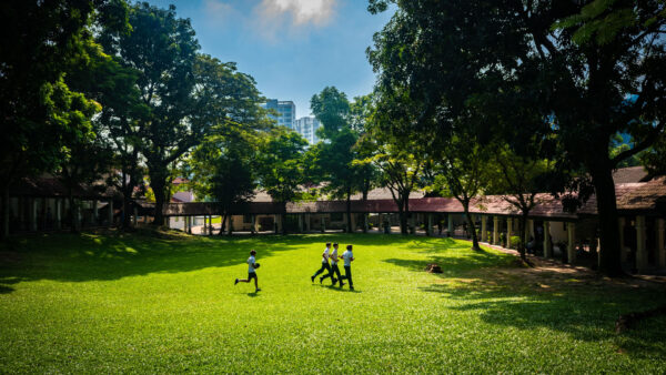 Travel Guide Malaysia - Alice Smith School - Primary Campus Has A Beautiful Setting