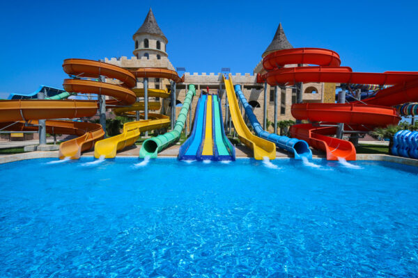 Europe Water Parks - Aquapark Nessebar Offers Something for Every Member of The Family