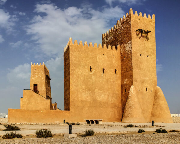Best Qatar Tourist Places - Barzan Towers Are Found in Umm Salal Mohammed Aarea