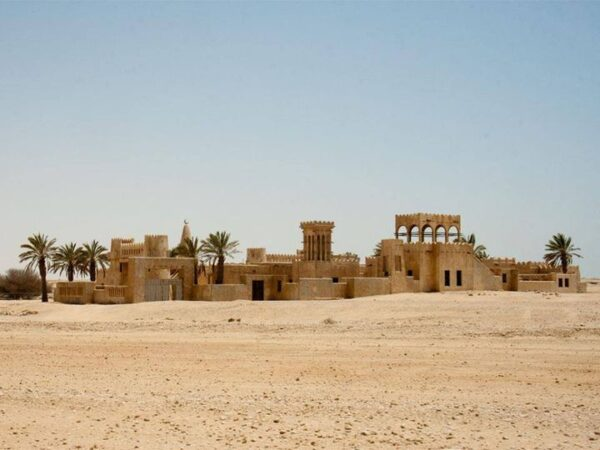 Doha Tourist Attractions - Doha Film City is Located in Ras-Abrouq Peninsula