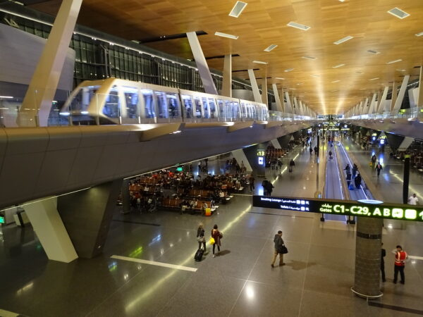 Airport Qatar - Terminals Can Accommodate 50 Million Passengers A Year