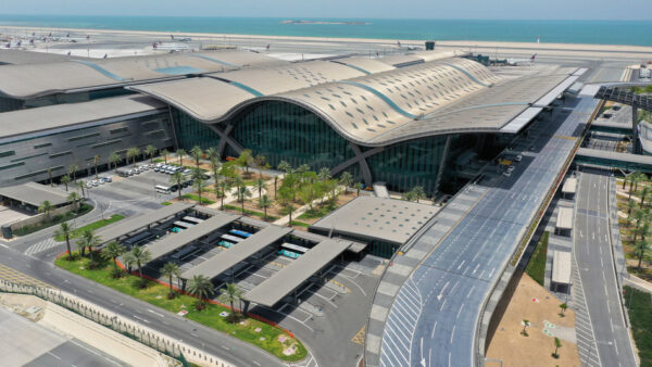 Doha Airport - Hamad International Airport is A 2,200-hectare Infrastructure