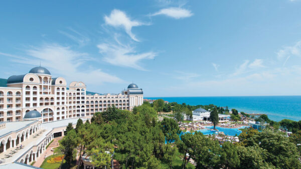 Europe Hotels - Hotel Riu Helios Paradise is A 4 Star Hotel With 3 Outdoor Pools