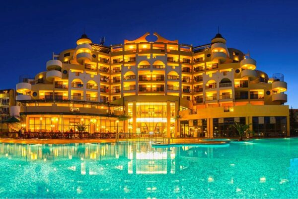 Europe Hotel - Offer Great Summer Deals And Some Have Indoor Pools