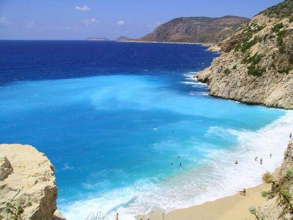 Turkey Travel Tips - Kaputas is Also Famous as Kaputas Plaj in Turkish And Has Pristine Natural Beauty