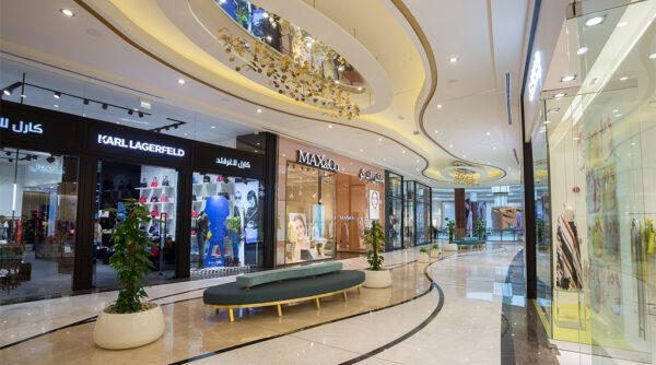 Shopping in Middle East - Lagoona Mall is A Luxury Place And Has 150 boutiques